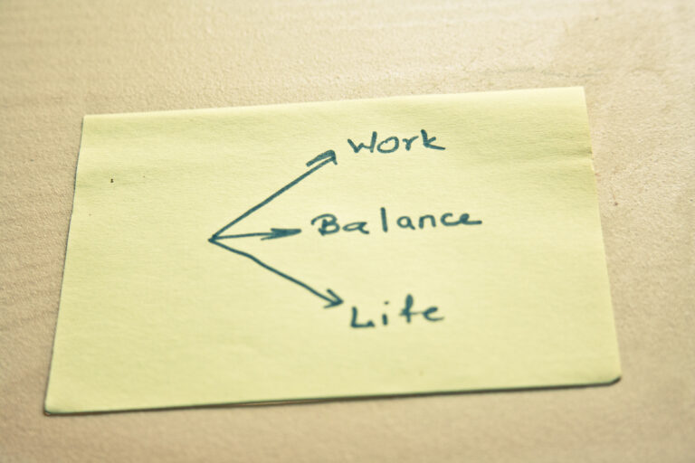 bring balance to your life as an entrepreneur