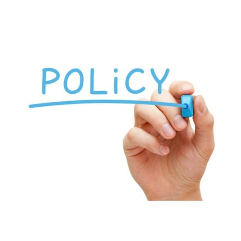 Is Policy Necessary in an Organization