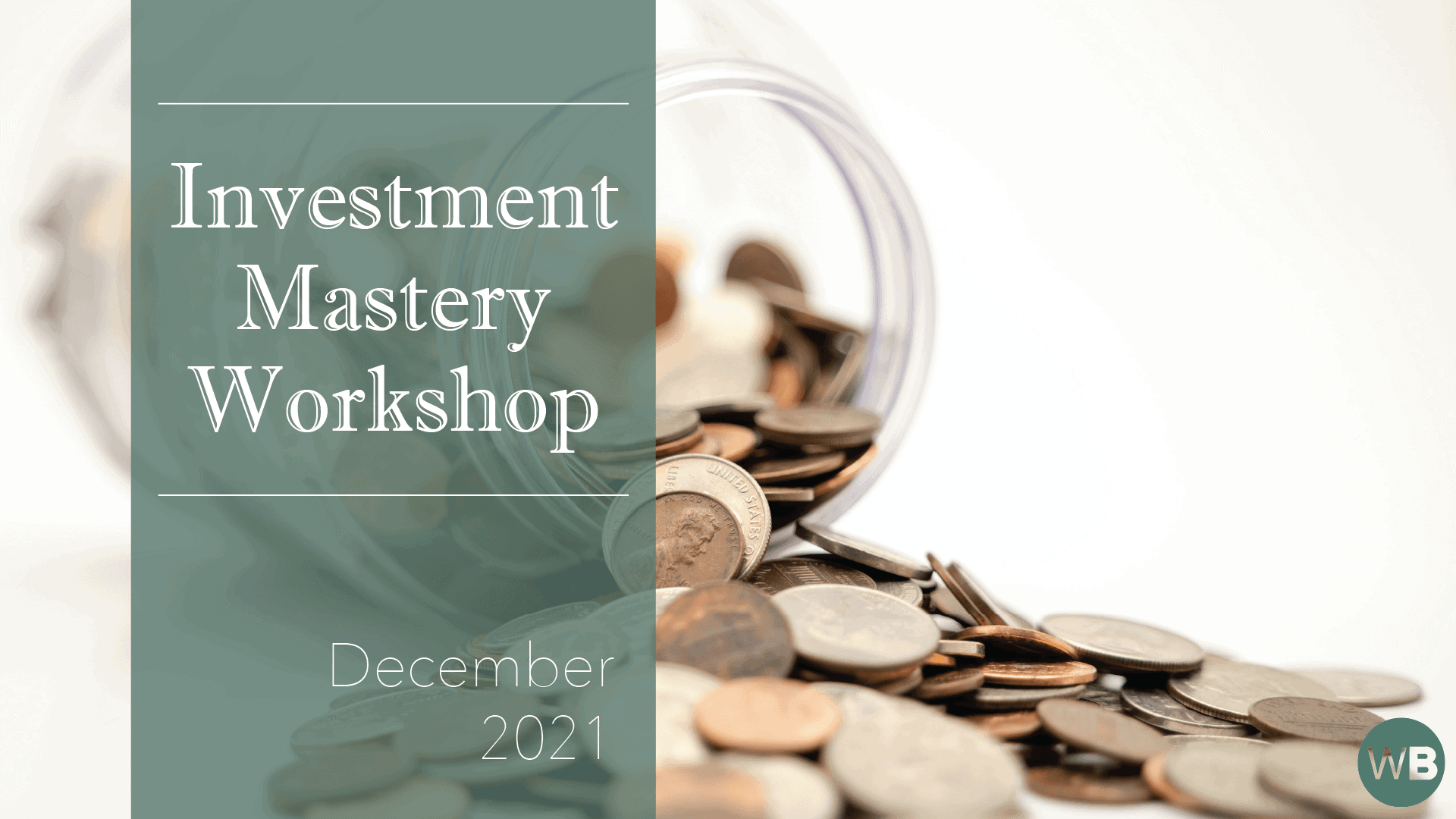 Investment Mastery Workshop